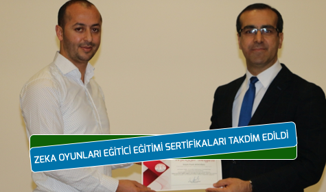 Muş Alparslan Üniversitesi Sürekli Eğitim Merkezi Sertifika Takdim Töreni Yapıldı